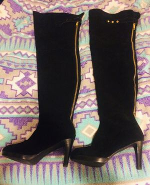 Thigh high boots size 8 for Sale in Pflugerville, TX
