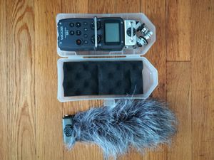 Sound Recorder Kit (Zoom H5N) for Sale in Weston, MA