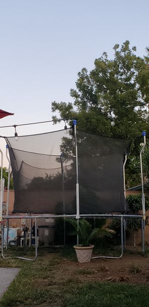 12' trampoline for Sale in Los Angeles, CA