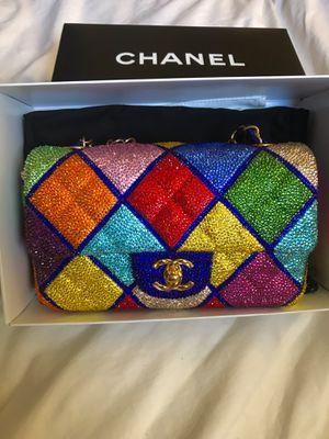 Authentic Chanel Swarovski Mini Bag for Sale in New York, NY