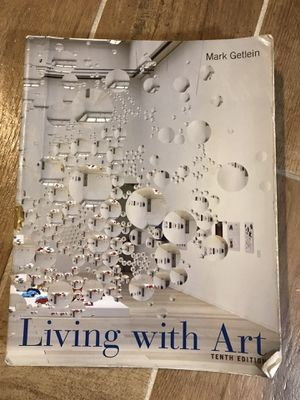 Living with Art textbook for Sale in Peoria, AZ