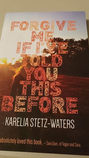Forgive Me If I've Told You This Before (LGBT novel) for Sale in Hialeah, FL