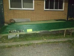 Ready to fish 10 ft Bass Hunter boat for Sale in Mansfield, OH