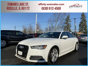 2016 Audi A6 for Sale in Roselle, IL