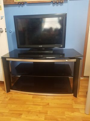 SONY TV and TV STAND for Sale in Durham, NC