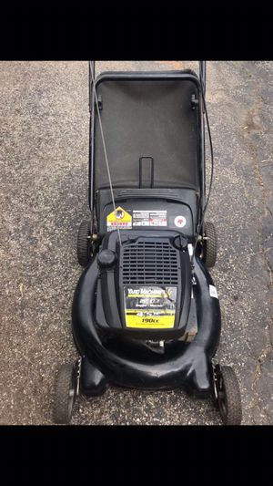 Yard-man push mower for Sale in Downers Grove, IL