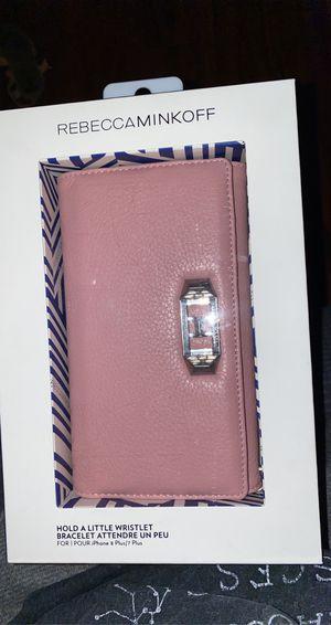 rebecca minkoff phone case 8 plus for Sale in Los Angeles, CA