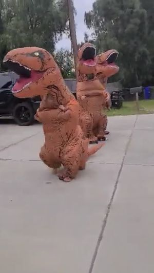Inflatable Dino costumes for Sale in San Bernardino, CA