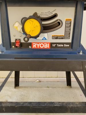 Ryobi table saw. for Sale in Palmdale, CA