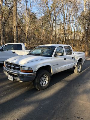 2001 Dodge Dakota Quad Cab 4x4 3.9 V6 for Sale in Warrenton, VA