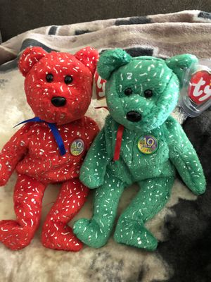 Decade beanie babies for Sale in North Las Vegas, NV