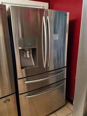 Three door refrigerator for Sale in Houston, TX