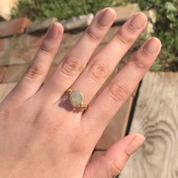 Green Aventurine Ring for Sale in Buena Park,  CA