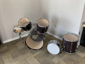 Ludwig rocket drum set + mirage snare for Sale in Oak Park, MI
