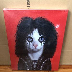 "Brand New ""Alice Cooper"" Canvas Art 16x20 for Sale in North Las Vegas, NV"
