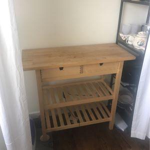 IKEA Forhoja Kitchen Cart for Sale in Seattle, WA