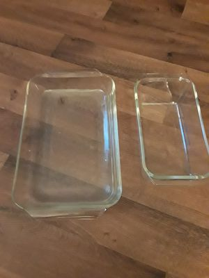 Pyrex baking dishes for Sale in Denver, CO