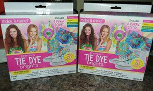 NIB Tie Dye kits (2) for Sale in Kirkwood, MO