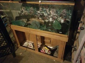 Fish or reptile tank for Sale in Oaklandon,  IN