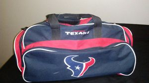 Houston Texans Duffle Bag for Sale in San Angelo, TX