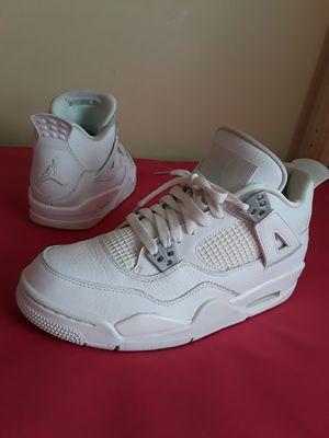 Nike Air Jordan 4 Retro Pure money Size 7 MEN and SIZE 8.5 WOMEN for Sale in Marietta, GA