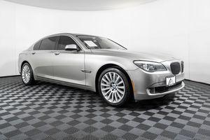 2012 BMW 7 Series for Sale in Marysville, WA