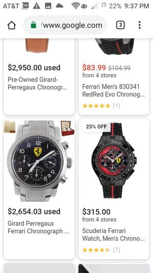 Ferrari Gerard for Sale in Colorado Springs, CO
