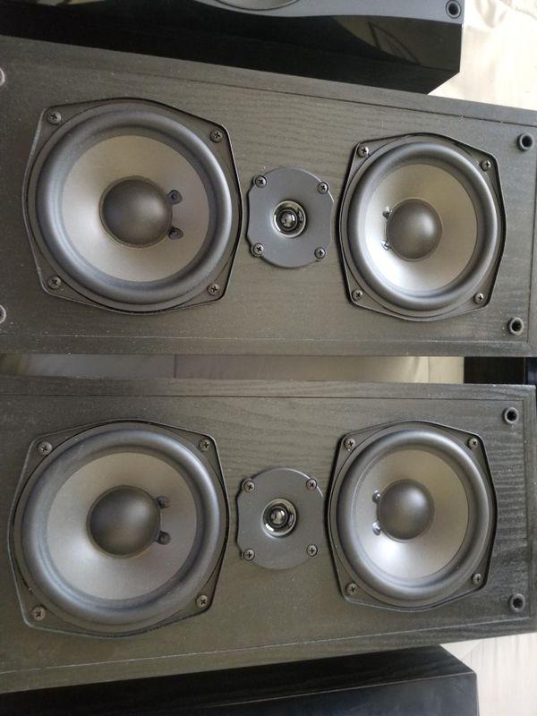 5 piece Onkyo Speaker Set. Excellent Condition. $75