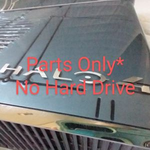 Microsoft Xbox 360 Slim Halo 4 Limited Edition * PARTS ONLY* *No Hard Drive* for Sale in Hastings, NE