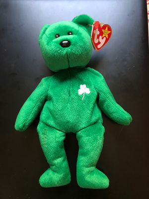 Ty beanie babies Erin for Sale in Queens, NY
