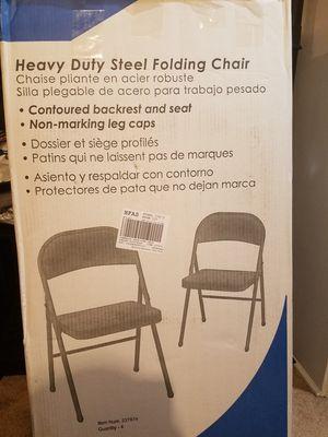 Heavy Duty Folding chairs for Sale in Lexington, KY
