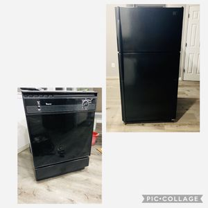 Refrigerator and Dishwasher COMBO for Sale in Waldorf, MD