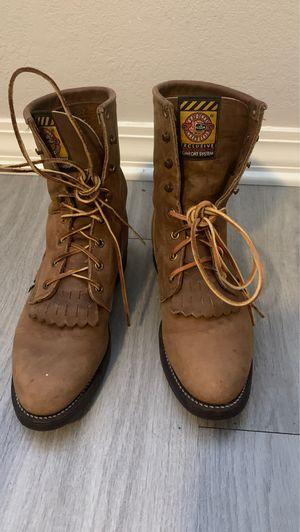 Justin kiltie roper boots for Sale in Tampa, FL