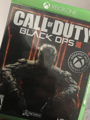 Black ops3 for Sale in Fresno, CA