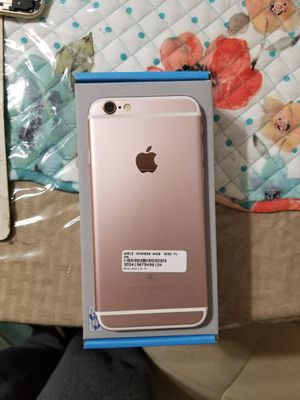 iPhone 6s for Sale in Sanger, CA