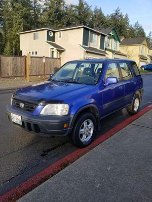 Honda CRV AWD 2001 for Sale in Puyallup, WA