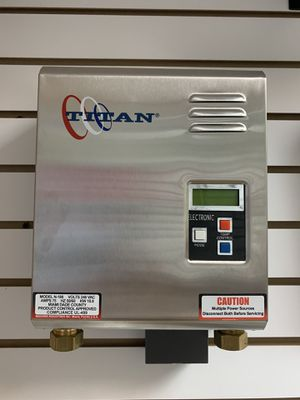 Titan Tankless Electronic Water Heater for Sale in Miami, FL