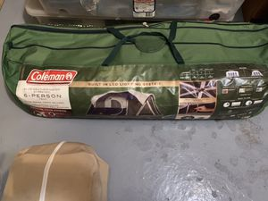 COLEMAN 6 Person Tent for Sale in Edison, NJ