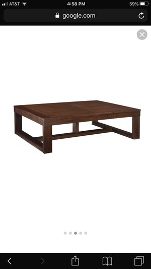 Ashley Furniture coffee & sofa table for Sale in Hammond, IN