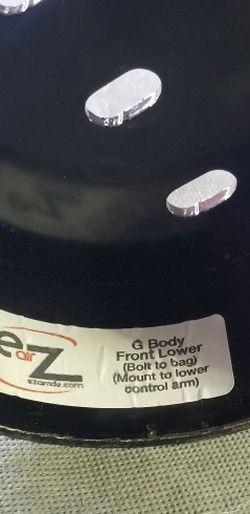 Ez airride G-BODY Front Lower & Rear Lower Axle Bag Mount for Sale in Spanaway,  WA