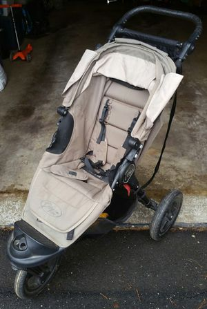 Baby Jogger City Elite with Rain Cover for Sale in Gaithersburg, MD