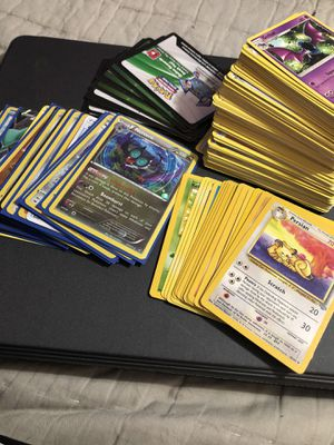 160+ Pokemon Card Lot 14 Base Set 14 HOLO 15 Codes for Sale in Medford, MA