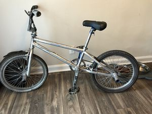 Chrome colored BMX bike for Sale in Norcross, GA