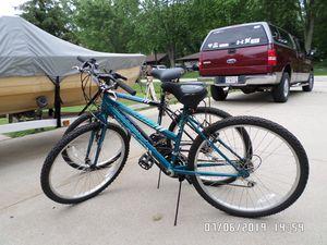 Huffy Granite Pair of Men's and Ladies Bicycles/Bikes for Sale in Taycheedah, WI