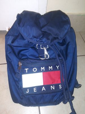 Tommy Hilfiger Drawstring Backpack for Sale in Orlando, FL