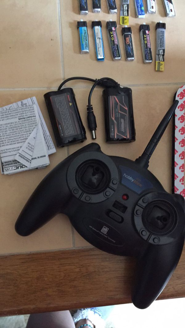 Inductrix FPV BNF - Drone with Camera