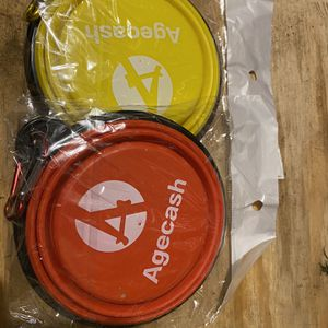 Collapsible Camping Dog Dishes for Sale in Elma, WA