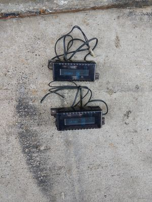 Kenwood crossovers both for 20 cash for Sale in Riverside, CA