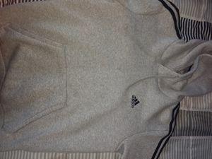 Small Adidas Grey Hoodie for Sale in San Bernardino, CA