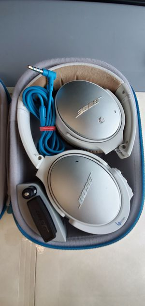 Bose QC25 w/ bluetooth for Sale in Pittsburgh, PA